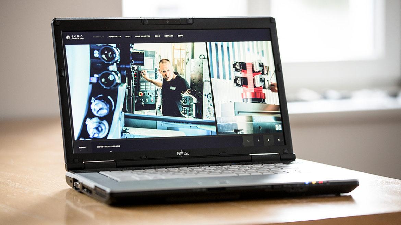 Florian Strigel Fotograf Website