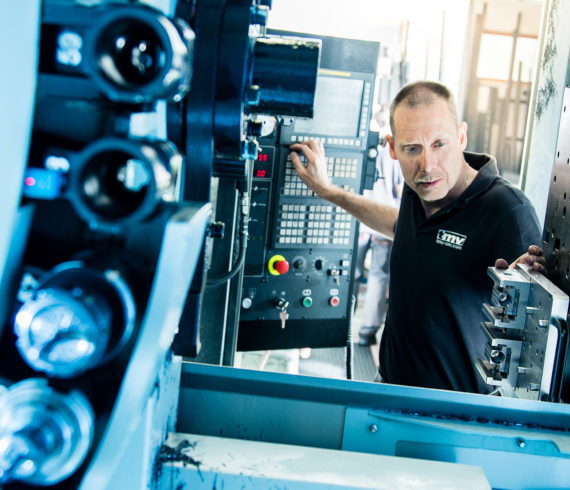 Industriefotografie Metallverarbeitung